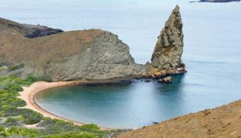 scenic view of Galapagos Islands' beaches