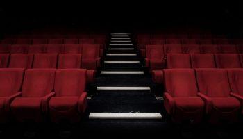 empty cinema seats