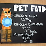The Feeding of Live Food to Exotic Pets: Issues of Welfare and Ethics