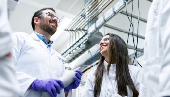 happy scientists